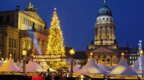 Gendarmenmarkt, Berlin, Sehenswürdigkeiten, Deutschland